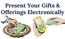 Present your gifts and offerings electronically at www.covenantscranton.org/give